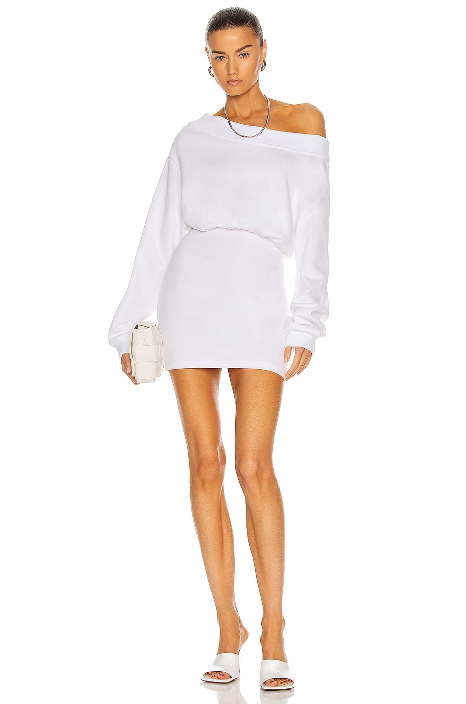 Image 1 of RtA Rachele Dress in White