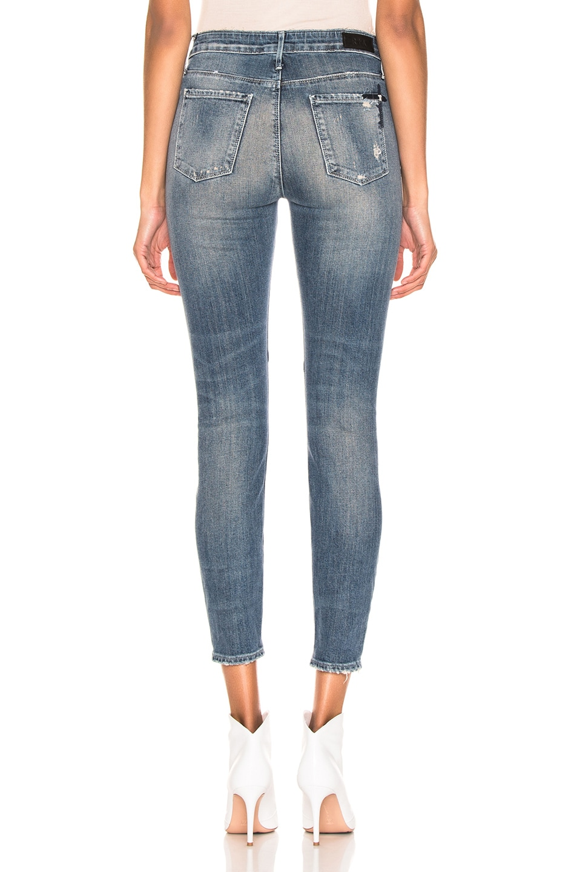 Image 3 of RtA Monroe Jeans in LA Grande Blue