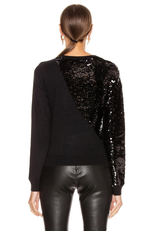 Image 5 of RtA Teagan Sweater in Black