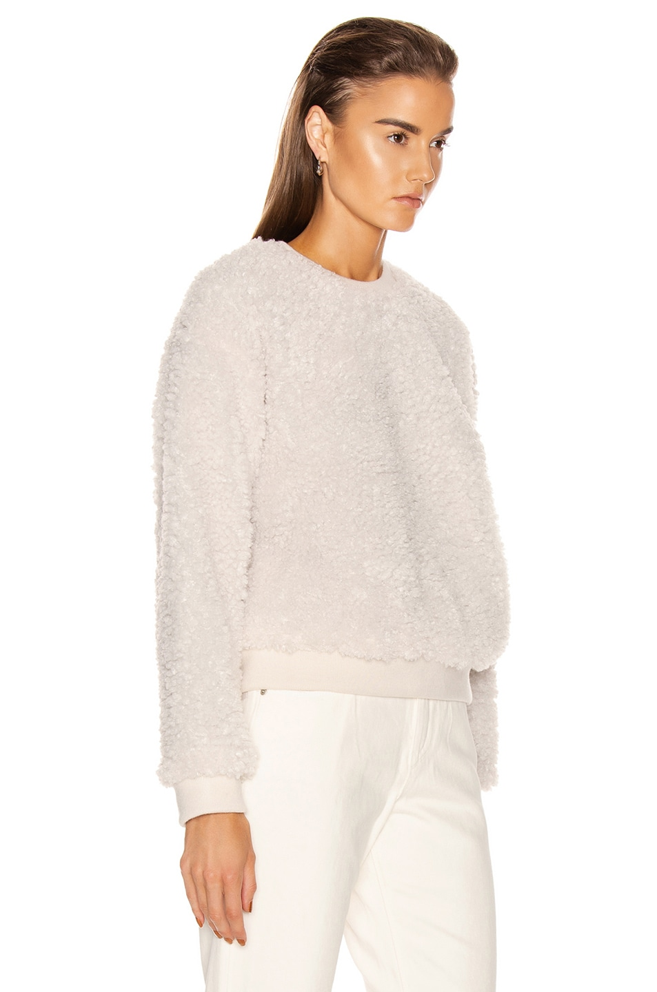 Image 2 of RtA Emma Sweater in White