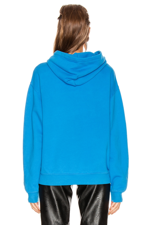 Image 5 of RtA x Dundas Brad Hoodie in Blue