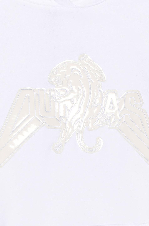 Image 7 of RtA x Dundas Brad Hoodie in White