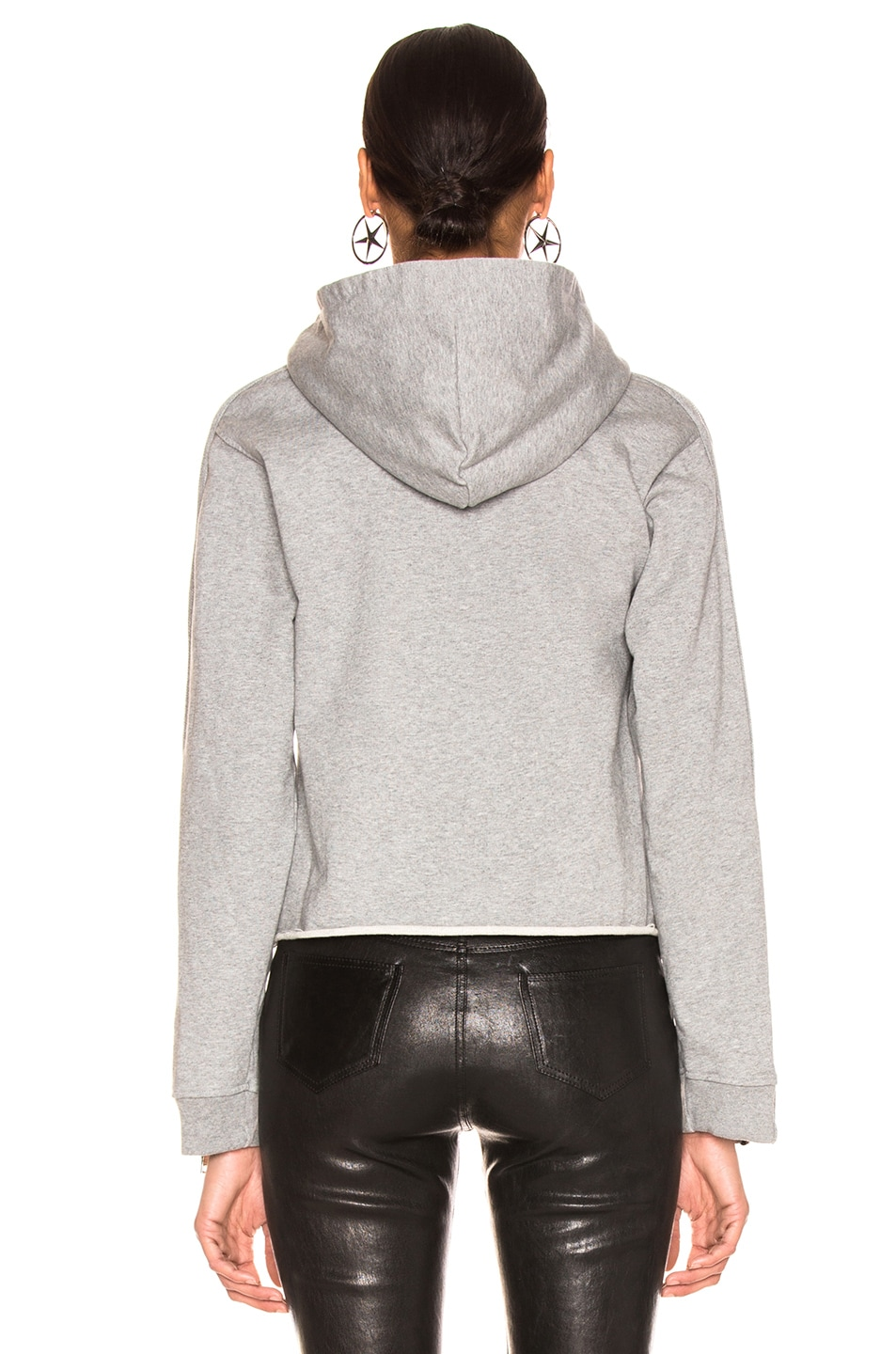 Image 4 of RtA Cicely Sweatshirt in Stone