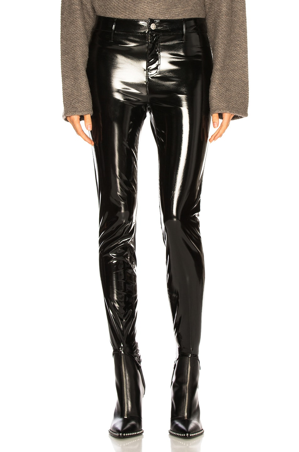 Image 1 of RtA Lincoln Pant in Vamp