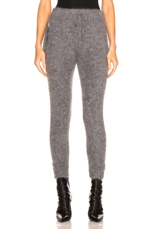 Image 1 of RtA Finn Sweatpants in Grey Wind