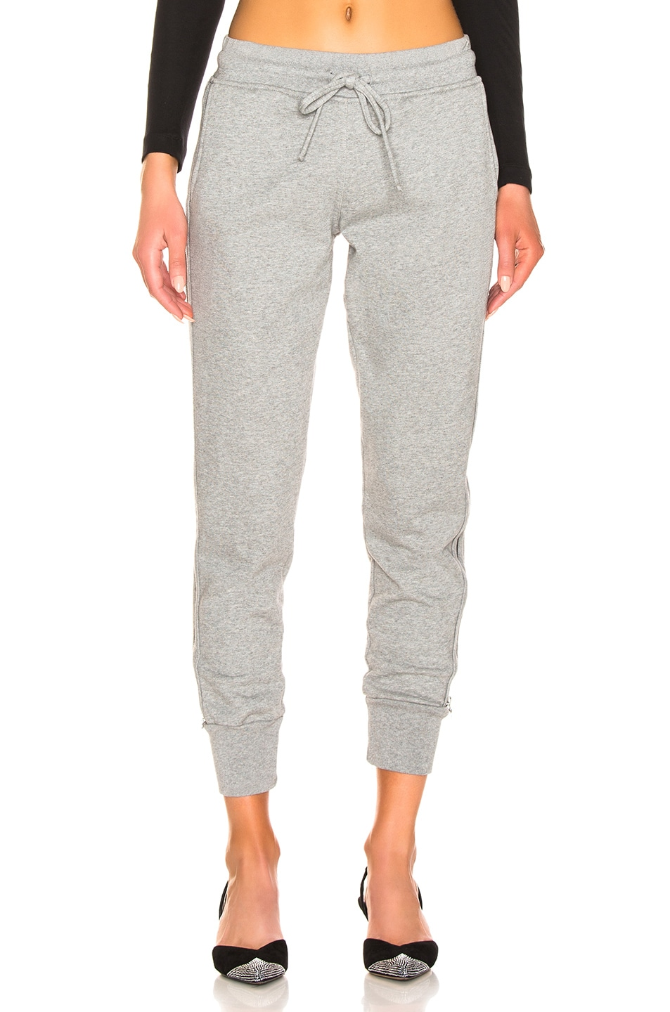 Image 2 of RtA Augustine Sweatpants in Stone