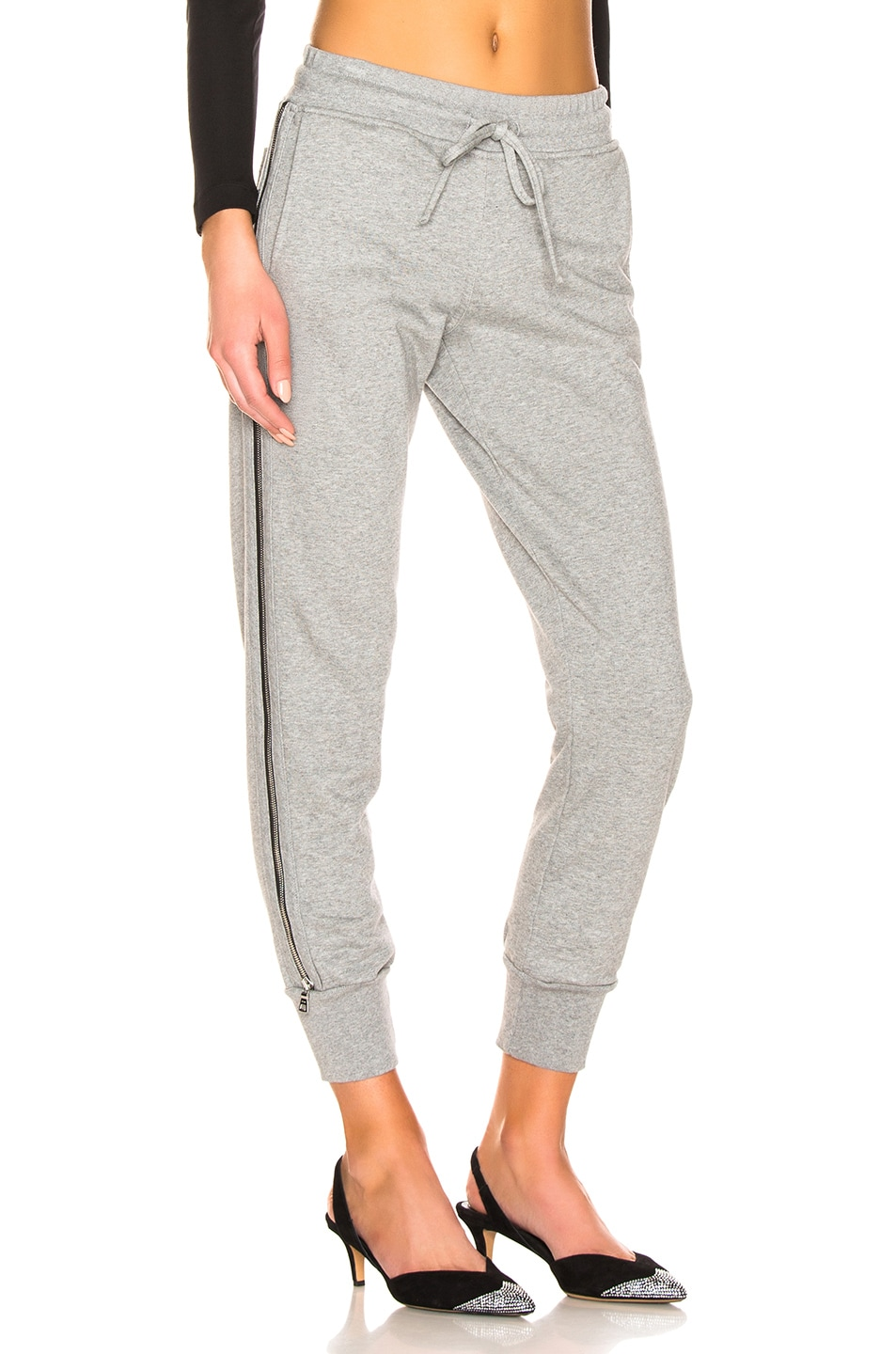 Image 3 of RtA Augustine Sweatpants in Stone