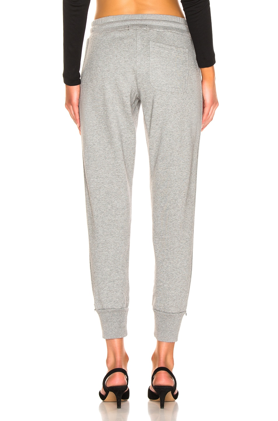 Image 4 of RtA Augustine Sweatpants in Stone