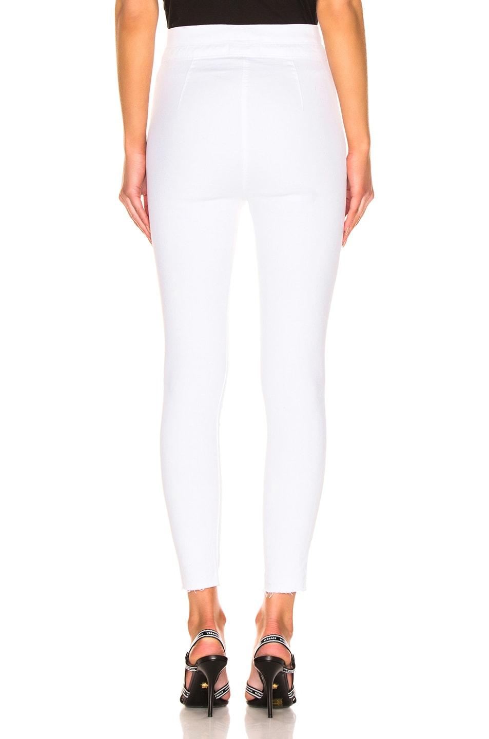 Image 3 of RtA Breeze Pant in Optic White 5