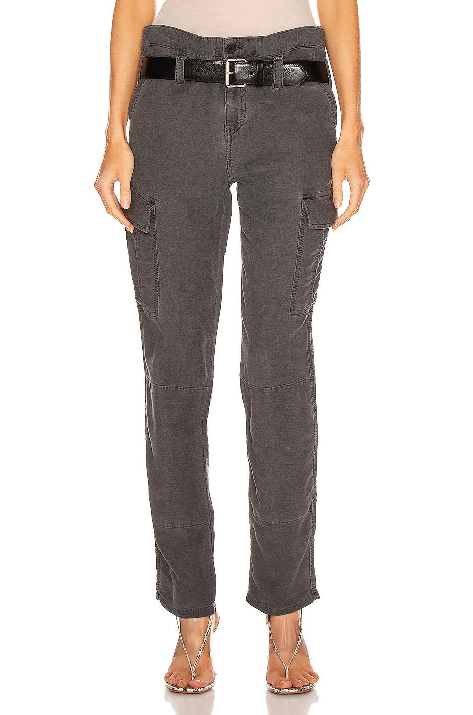 Image 1 of RtA Sallinger Pant in Faded Grey