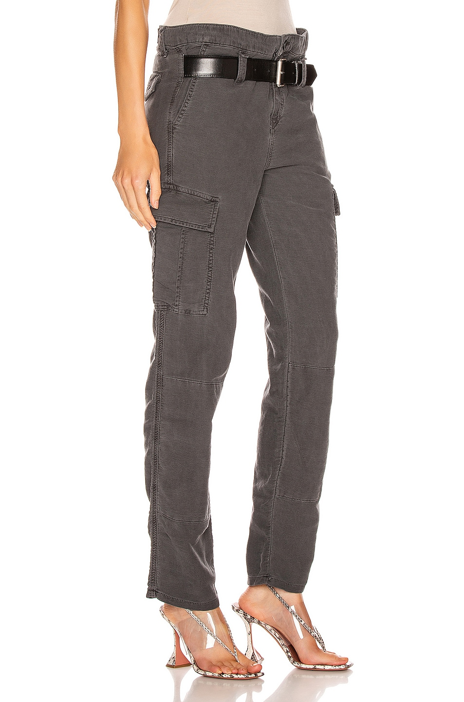 Image 2 of RtA Sallinger Pant in Faded Grey