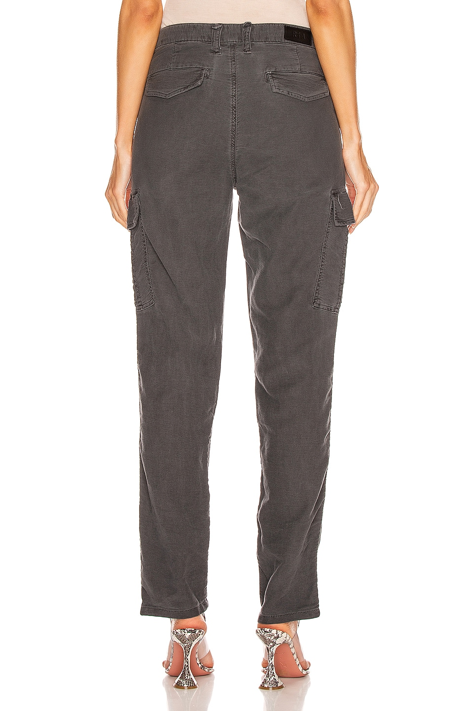 Image 3 of RtA Sallinger Pant in Faded Grey