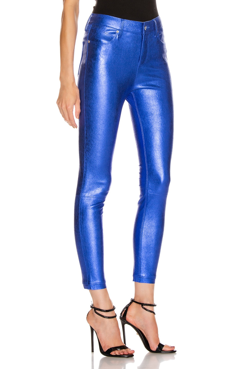 Image 2 of RtA Madrid Pant in Electric Blue