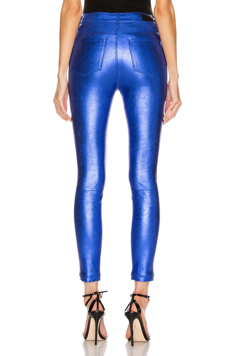 Image 3 of RtA Madrid Pant in Electric Blue
