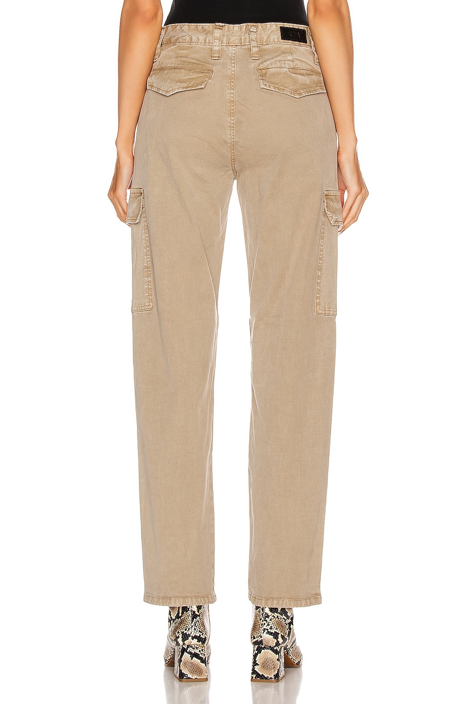 Image 3 of RtA Sallinger Pant in Coyote