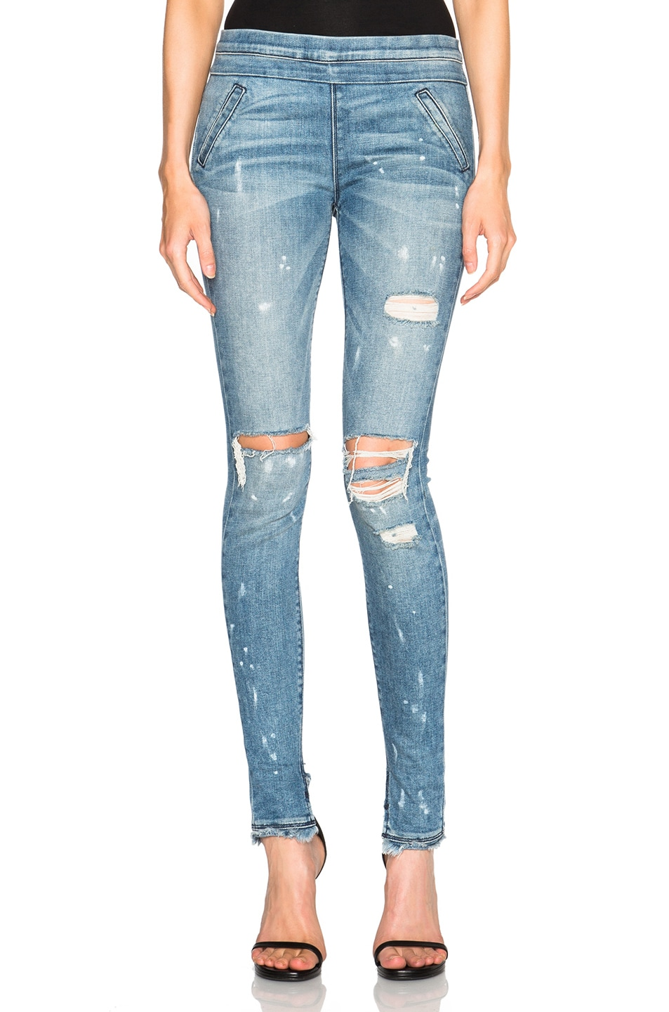 Good Selling Online Sonia Pants in Blue Rta Outlet 2018 Unisex UYLQl