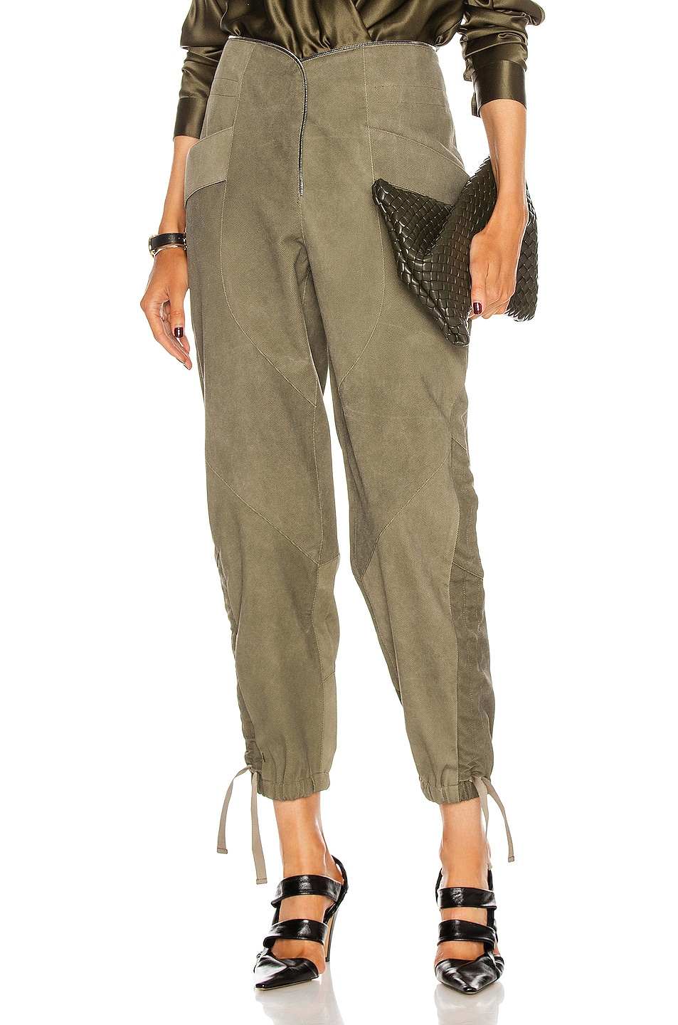 Image 1 of RtA Zelie Pant in Timber