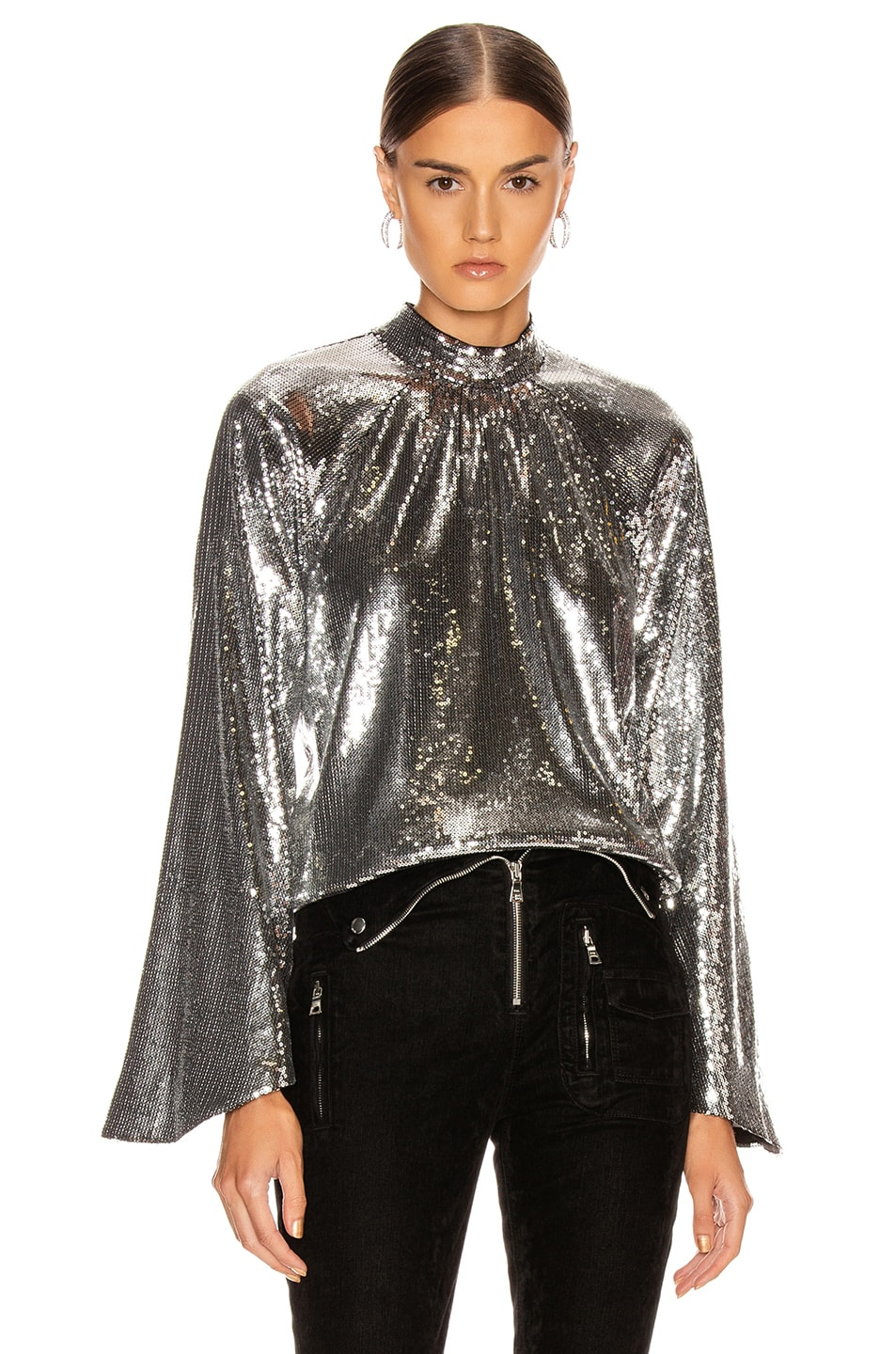 Image 1 of RtA Tennessee Top in Silver