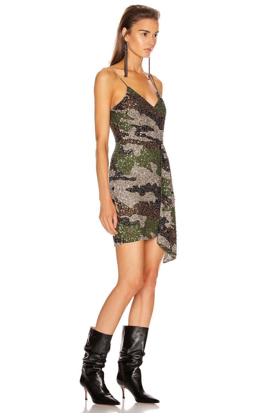 Image 2 of retrofete Karin Dress in Camo