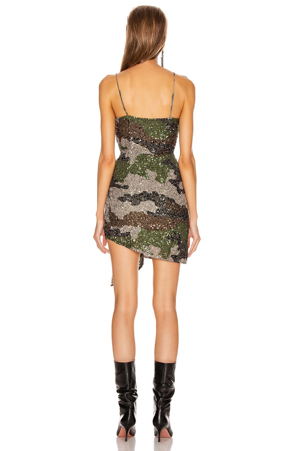 Image 4 of retrofete Karin Dress in Camo