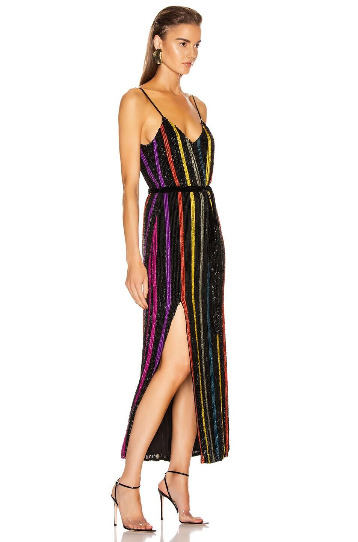 Image 2 of retrofete Rebecca Dress in Multicolor