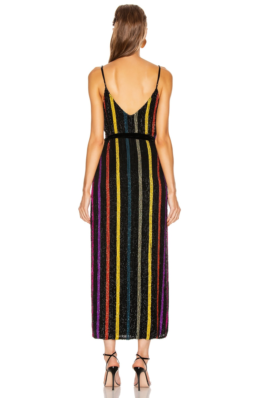 Image 3 of retrofete Rebecca Dress in Multicolor