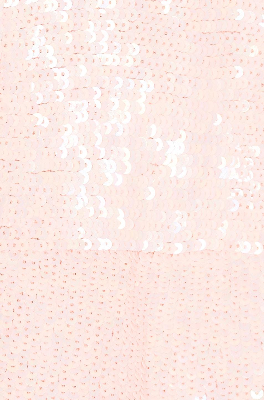 Image 5 of retrofete for FWRD Dara Dress in Baby Pink