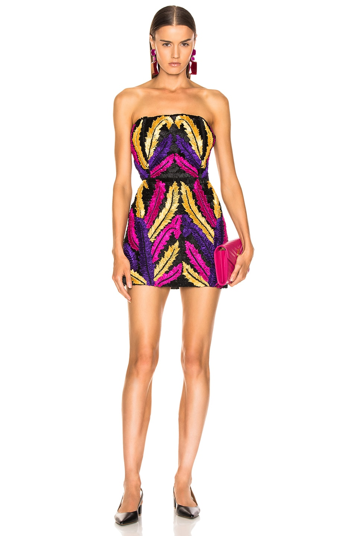 Image 1 of retrofete Ashley Dress in Multi