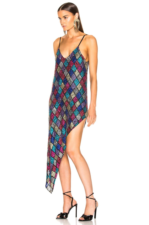 Image 3 of retrofete Stella Dress in Multi