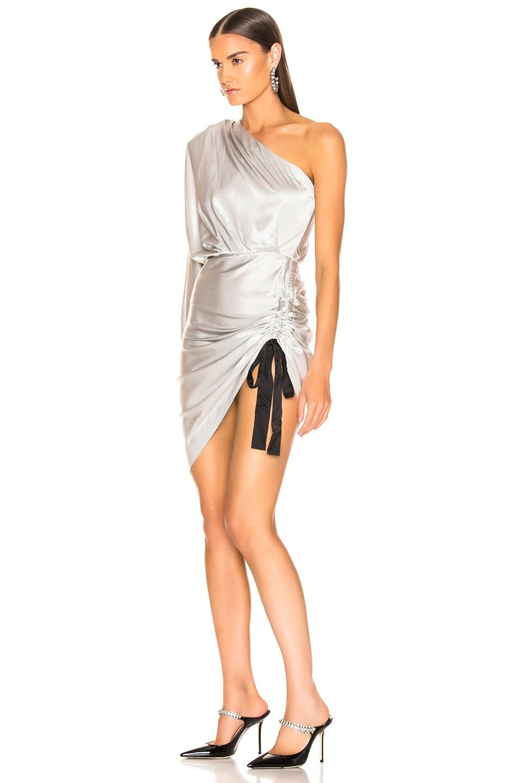 Image 3 of retrofete Neva Dress in Silver