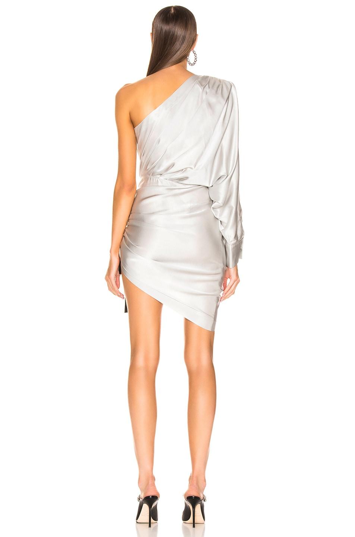 Image 4 of retrofete Neva Dress in Silver
