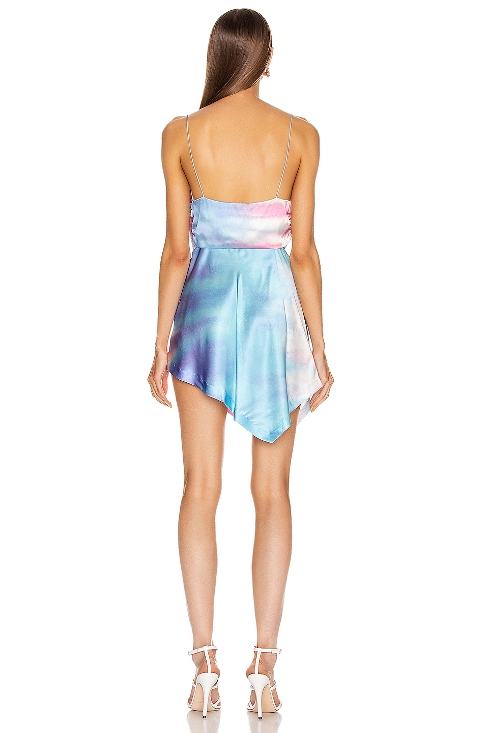 Image 4 of retrofete Auris Dress in Tie Dye