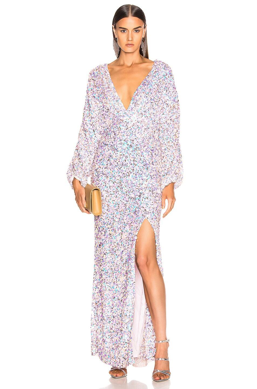 Image 1 of retrofete Camille Dress in Tutti Frutti