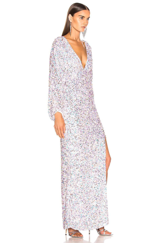 Image 2 of retrofete Camille Dress in Tutti Frutti