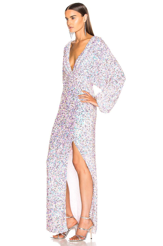 Image 3 of retrofete Camille Dress in Tutti Frutti