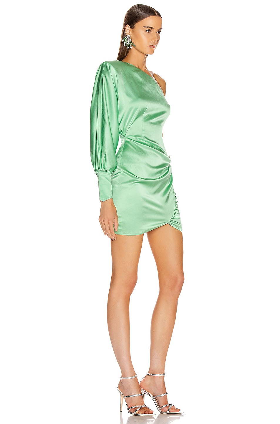 Image 2 of retrofete Drisana Dress in Mint