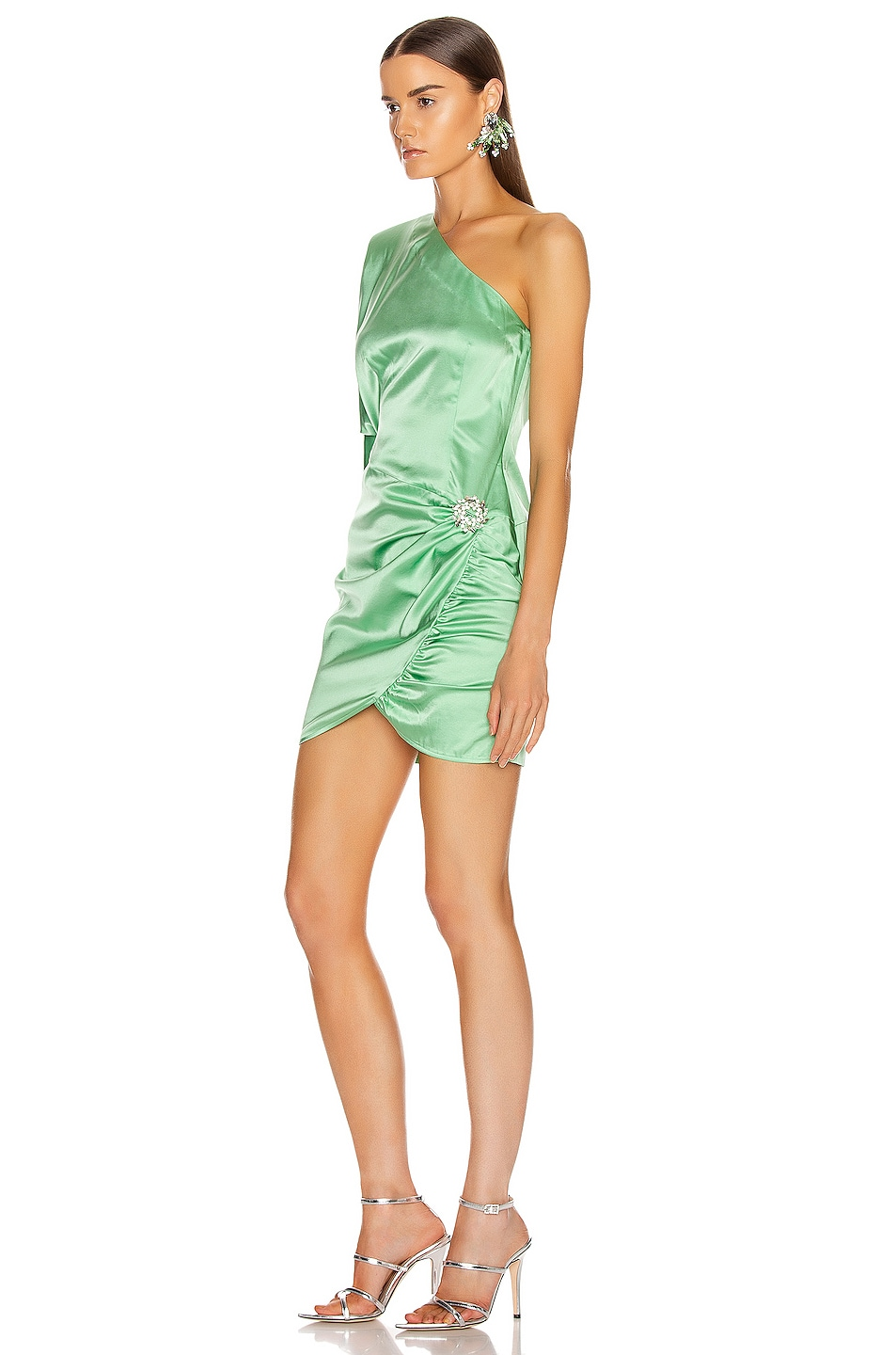 Image 3 of retrofete Drisana Dress in Mint
