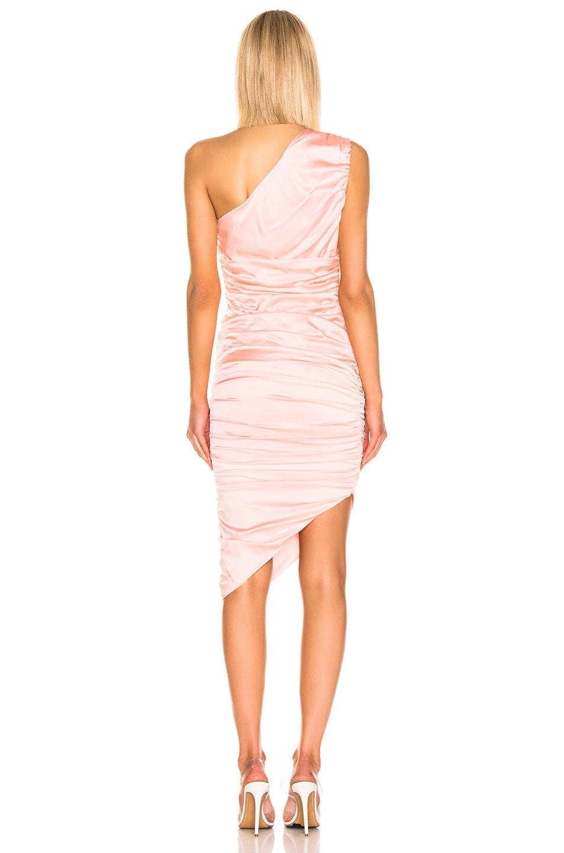 Image 3 of retrofete Piper Dress in Blush