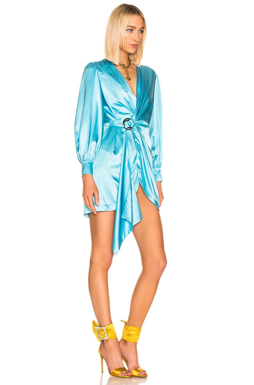 Image 2 of retrofete Elodie Dress in Light Blue