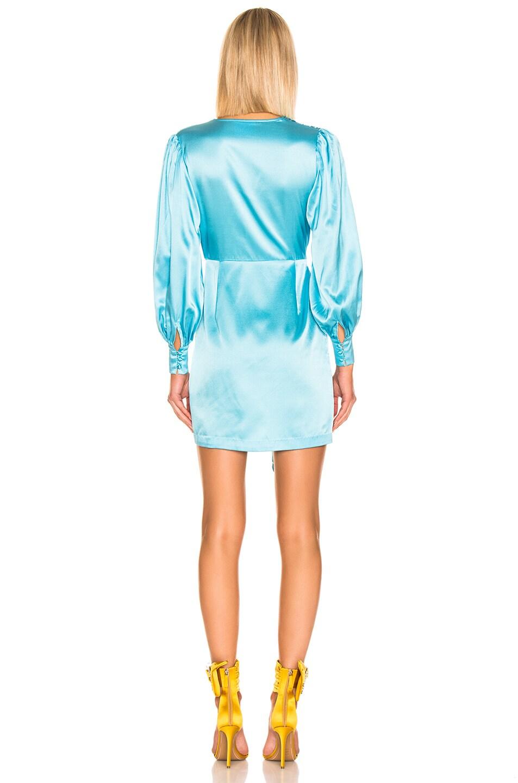 Image 3 of retrofete Elodie Dress in Light Blue