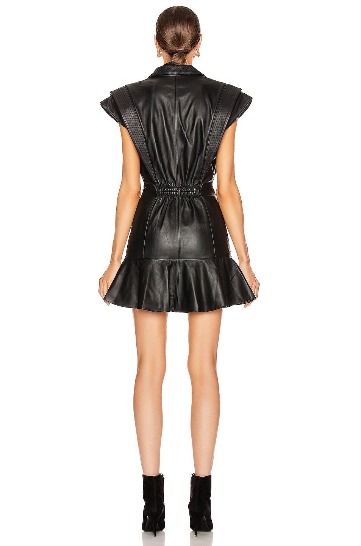 Image 3 of retrofete Jessica Dress in Black