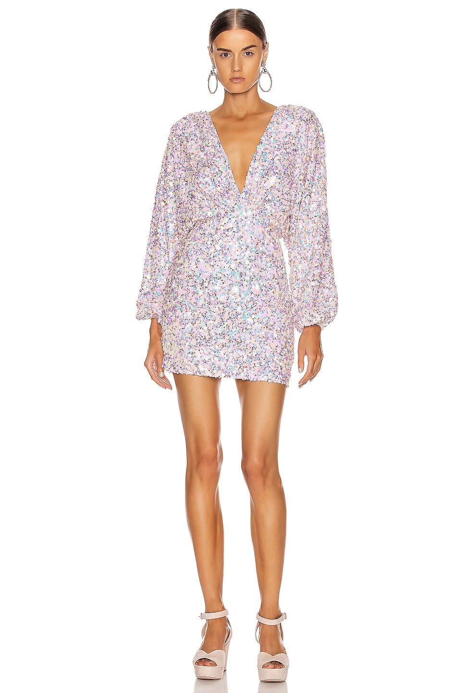 Image 1 of retrofete Aubrielle Dress in Tutti Frutti