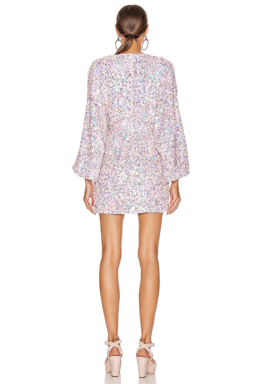 Image 3 of retrofete Aubrielle Dress in Tutti Frutti