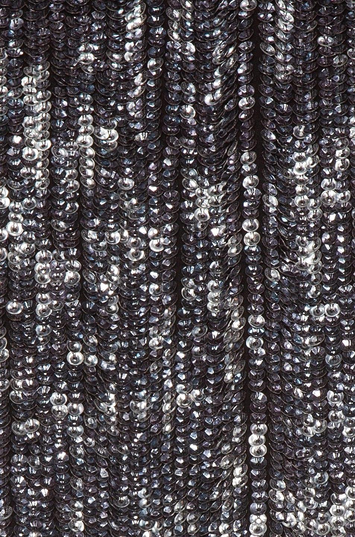 Image 4 of retrofete Grace Dress in Gunmetal Silver Mix