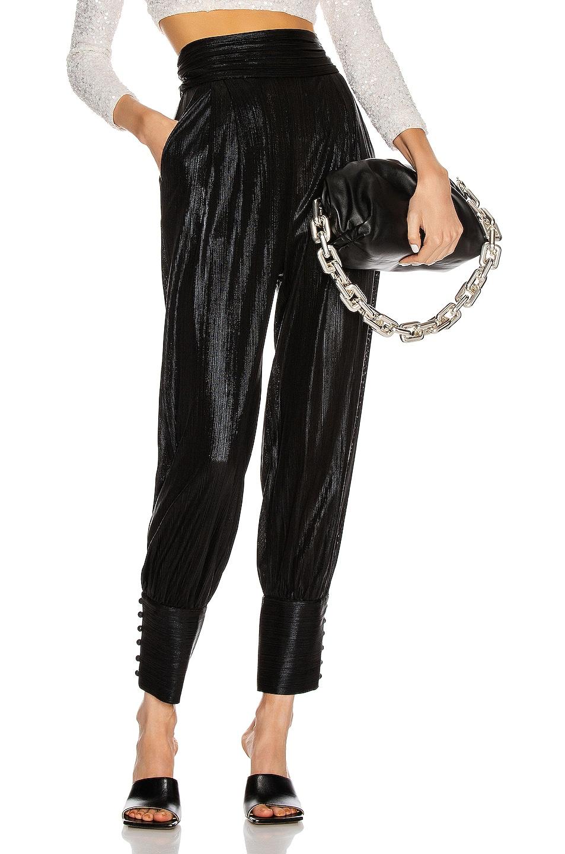 Image 1 of retrofete Jazmine Pant in Black