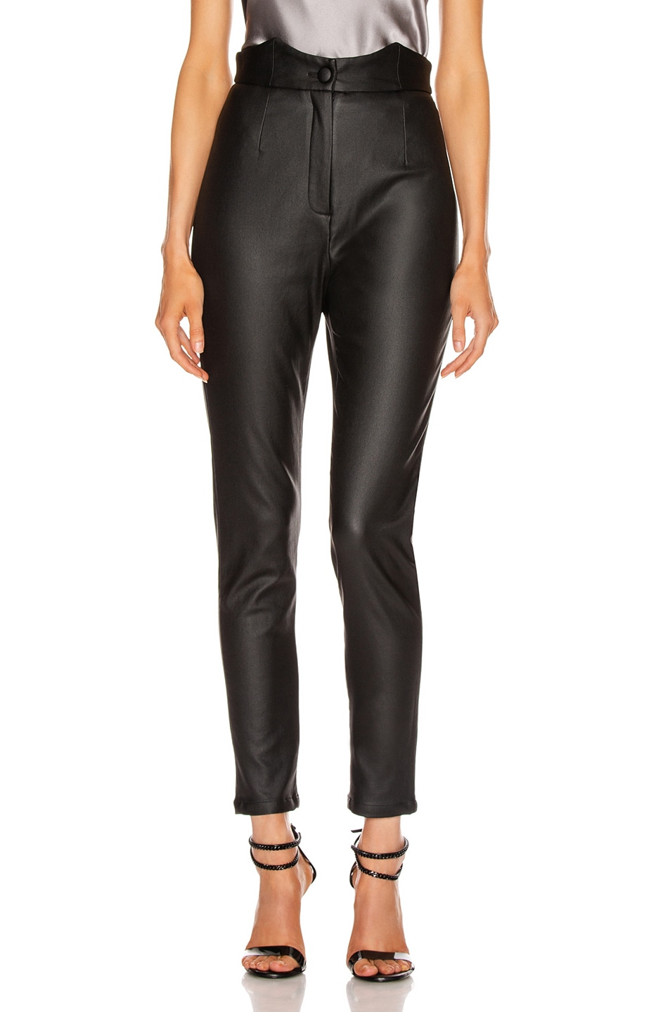 Image 1 of retrofete Tally Pant in Black