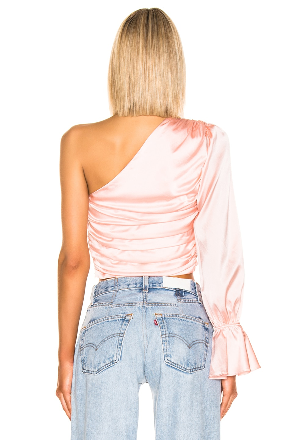 Image 4 of retrofete Rylie Top in Blush