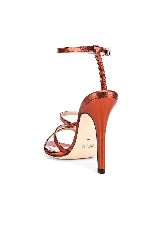 Image 3 of retrofete OS Sandal in Rust