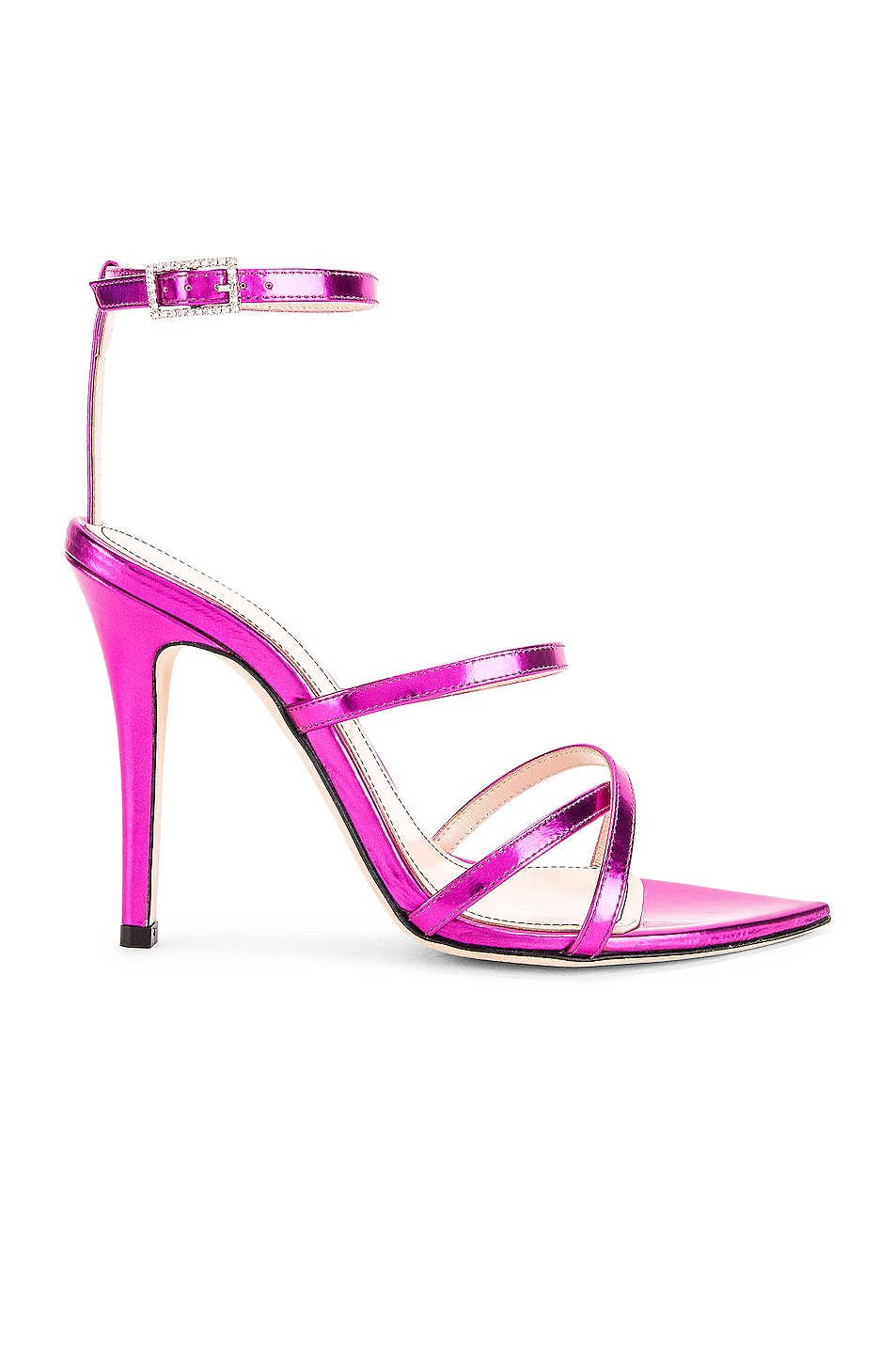 Image 1 of retrofete OS Sandal in Hot Pink