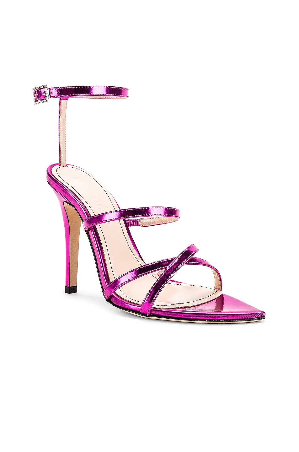 Image 2 of retrofete OS Sandal in Hot Pink